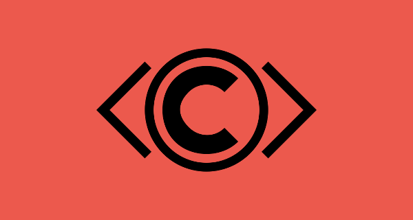 Copyright Code designed by Tim Hurt from the Noun Project