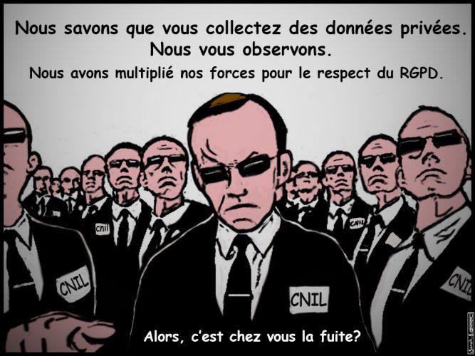rgpd - France